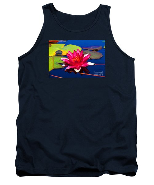 Blooming Lily Tank Top