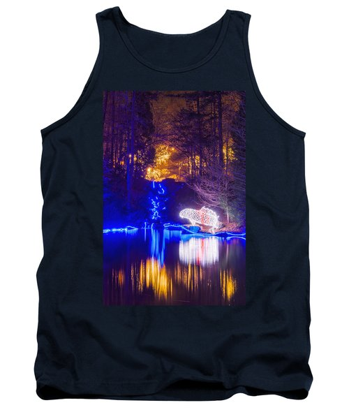 Blue River - Full Height Tank Top