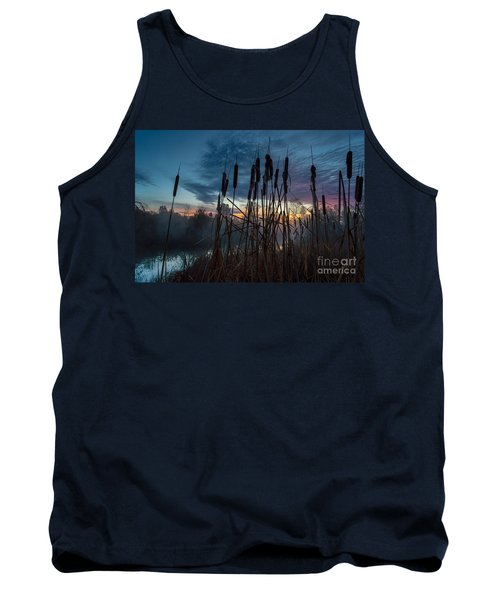 Bulrush Sunrise Tank Top