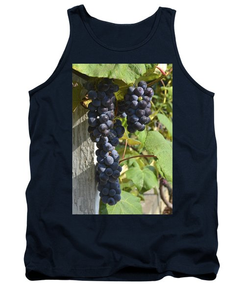Bunches Of Grapes Tank Top