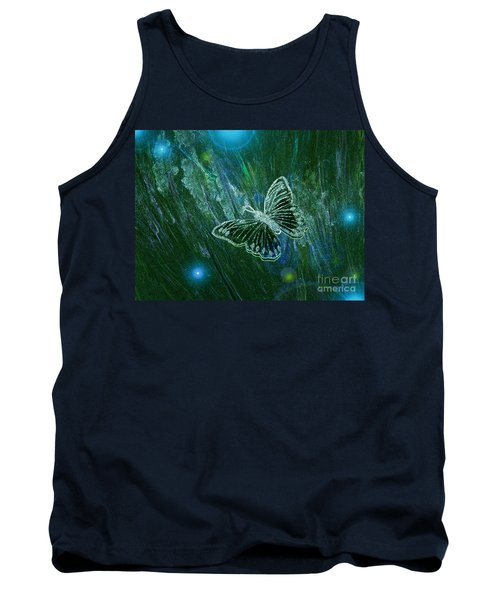 Butterfly Magic By Jrr Tank Top by First Star Art