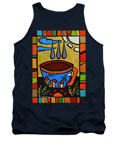 Cafe Criollo  Tank Top