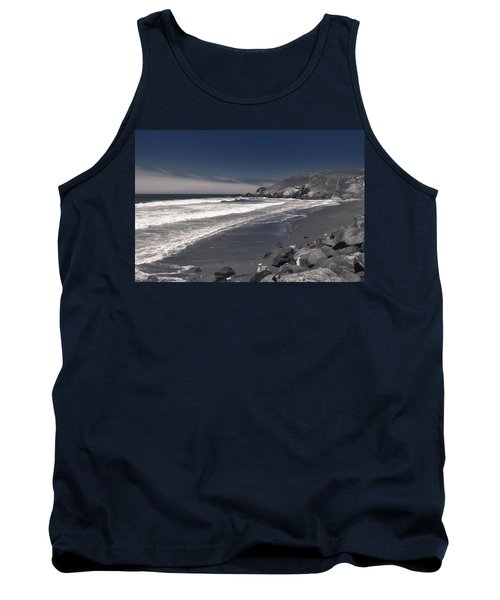 California Coastline Tank Top