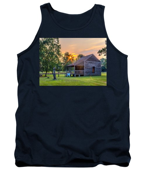 Camden Sunset Tank Top by Rob Sellers