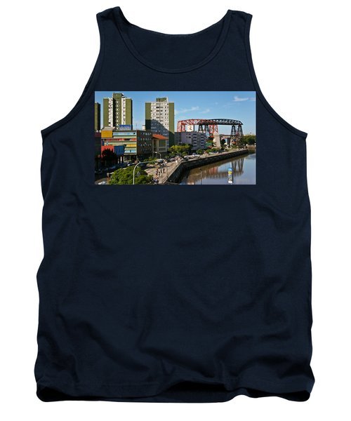 Tank Top featuring the photograph Caminito by Silvia Bruno