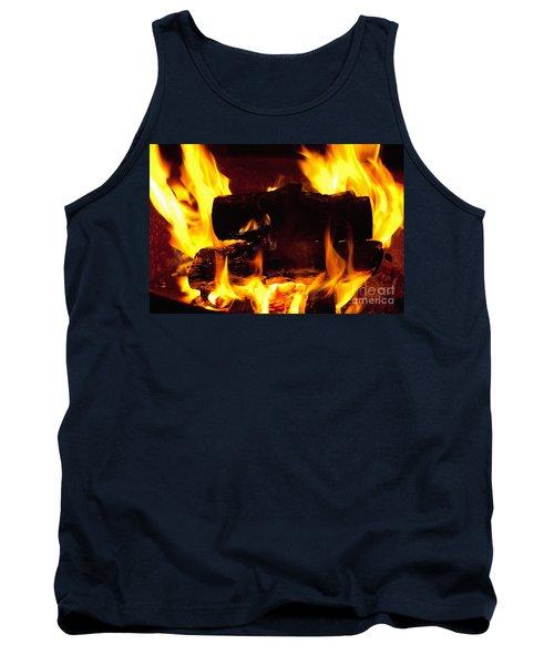 Campfire Burning Tank Top