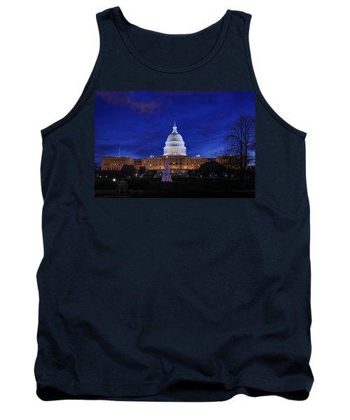 Capitol Christmas - 2013 Tank Top