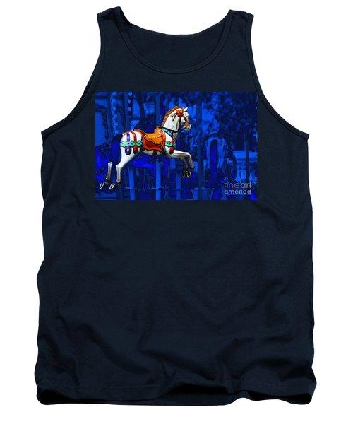 Carousel Horse Tank Top