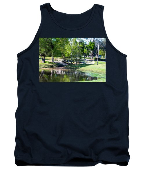 Carpenters Park 3 Tank Top