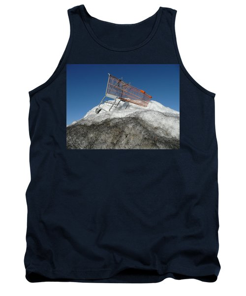 Cart Art No.6 Tank Top