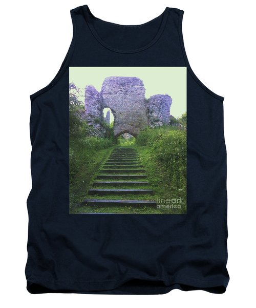 Tank Top featuring the photograph Castle Gate by John Williams