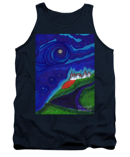 Castle On The Cliff By Jrr Tank Top by First Star Art
