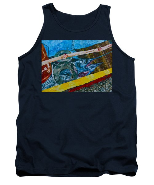 Catch Of The Day 3 Tank Top