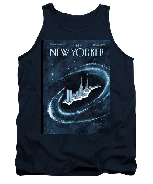Center Of The Universe Tank Top