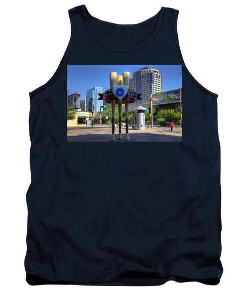 Chase Field Tank Top
