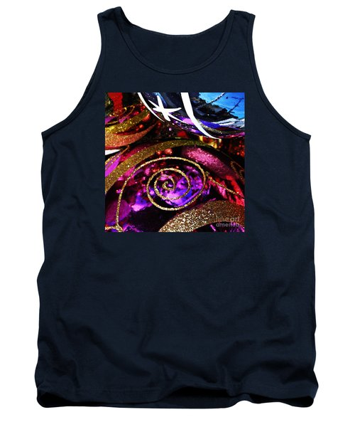 Christmas Abstract 20 Tank Top