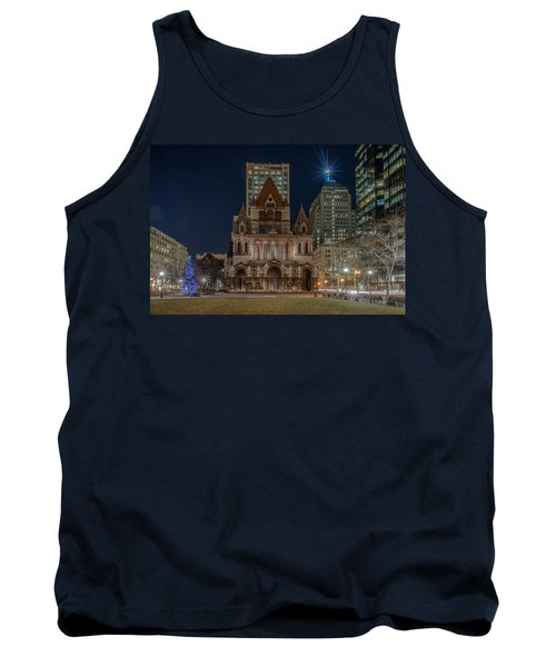 Christmas In Copley  Tank Top