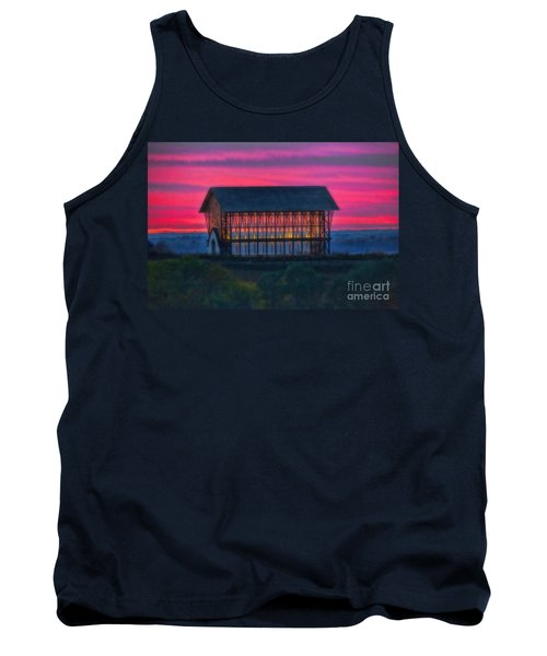 Church On The Hill Tank Top
