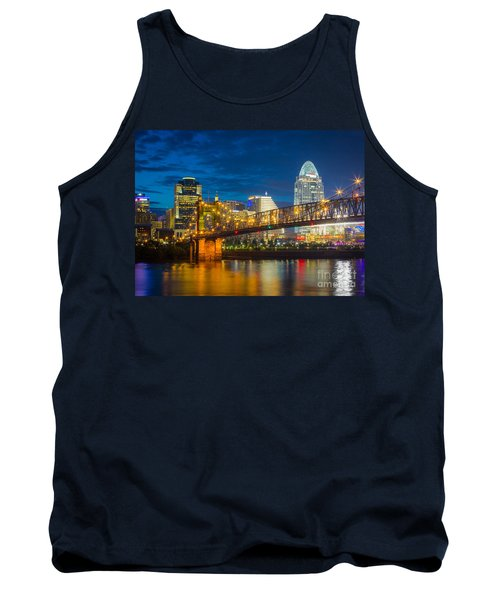 Cincinnati Downtown Tank Top
