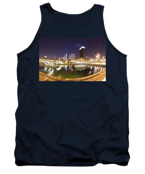 City's Reflection Tank Top