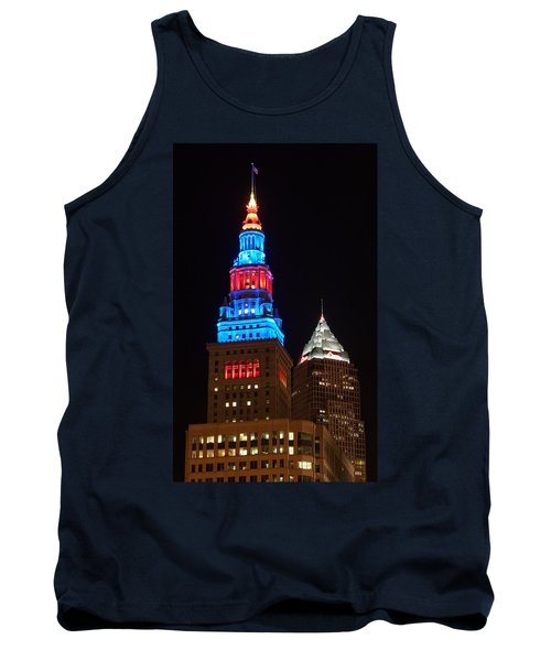 Cleveland Towers Tank Top