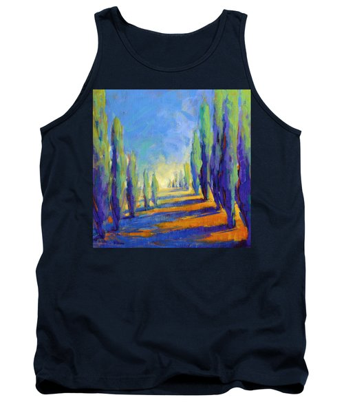 Colors Of Summer 8 Tank Top