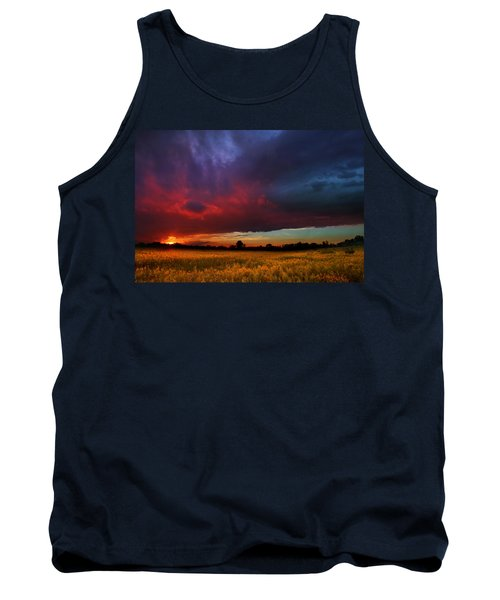 Summer Spectacular Tank Top by Rob Blair