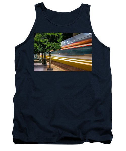 Commuter Train Tank Top