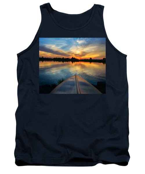 Cottage Country's Silhouette Tank Top