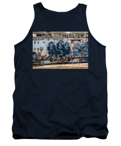 Council Of Monkeys 2 Tank Top