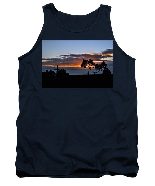 Tank Top featuring the photograph Couple by Michael Gordon