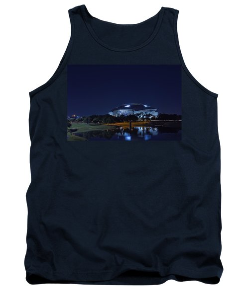 Cowboys Stadium Game Night 1 Tank Top