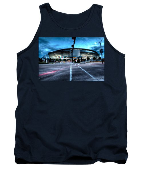 Cowboys Stadium Pregame Tank Top