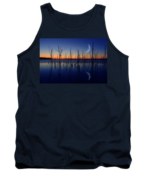 The Crescent Moon Tank Top