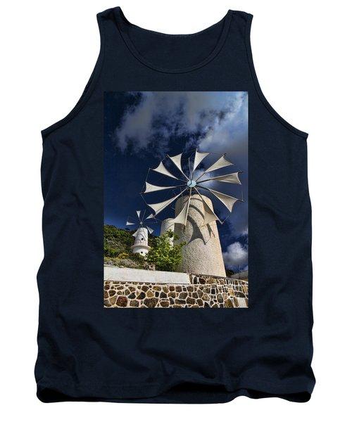 Creton Windmills Tank Top