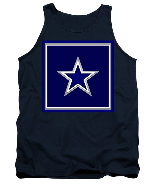 Dallas Cowboys Tank Top