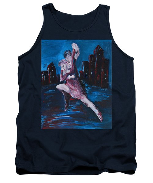 Dance The Night Away Tank Top