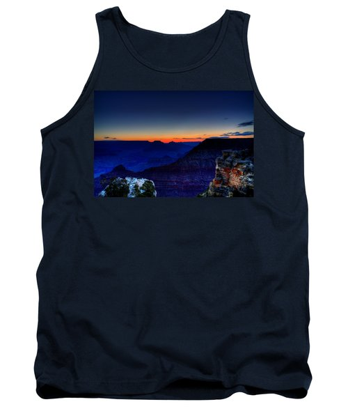 Dawn Is Breaking Tank Top