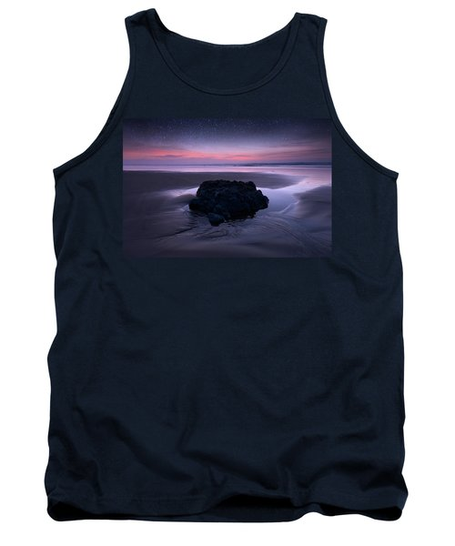 Day Fades To Night Tank Top