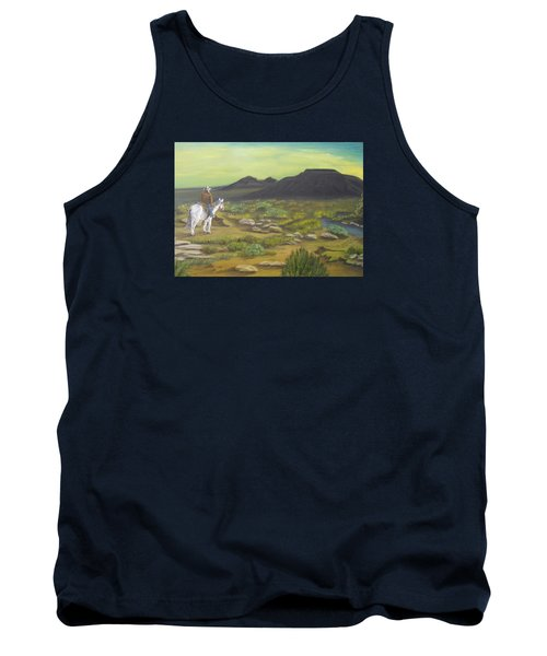 Day Is Done Tank Top by Sheri Keith