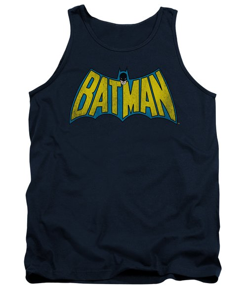 Dc - Classic Batman Logo Tank Top