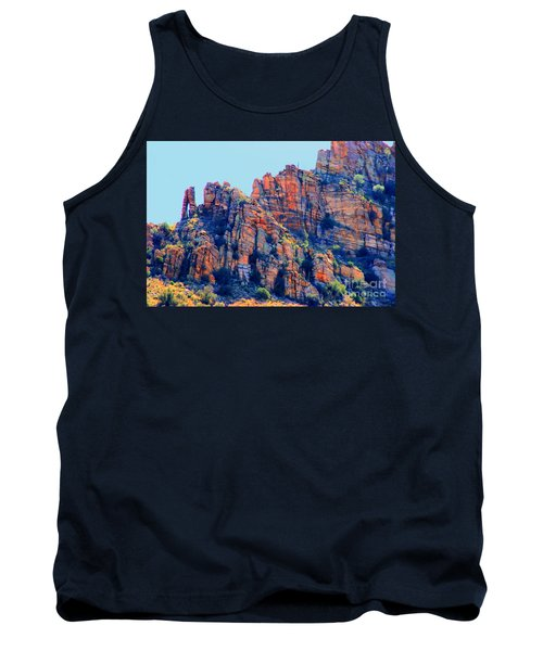 Desert Paint Tank Top