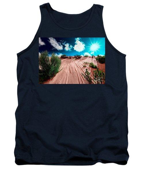 Desert Rays Tank Top