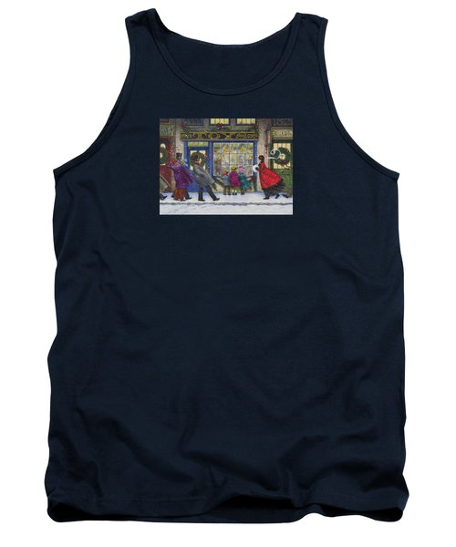 The Toy Shop Tank Top