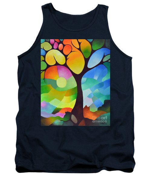 Dreaming Tree Tank Top