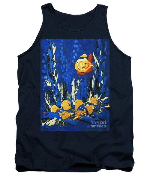 Drizzlefish Tank Top