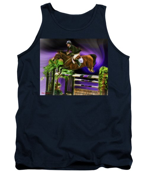 Duncan Mcfarlane On Horse Mr Whoopy Tank Top