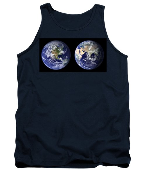 East And West Tank Top