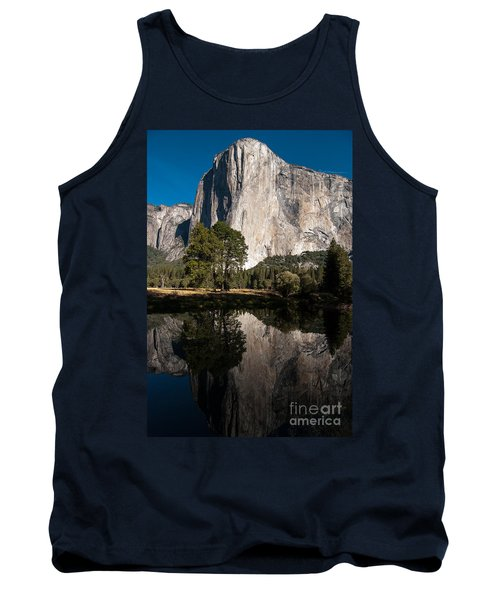 El Capitan In Yosemite 2 Tank Top