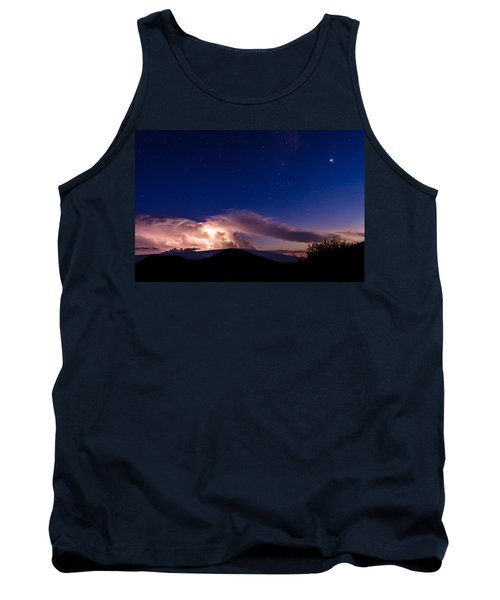 Electric Heavens 1 Tank Top